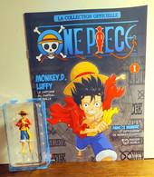 Figurine One Piece Monkey D Luffy / N°1 - Hachette - Altri