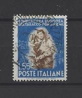 ITALIE.  YT   N° 569  Obl  1950 - 1946-60: Afgestempeld