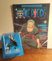 Figurine One Piece Roronoa Zoro / N°2 - Hachette - Altri