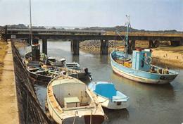 ¤¤  -  QUIMIAC - MESQUER   -  Le Port De Kercabellec   -  Bateaux De Pêches         -  ¤¤ - Mesquer Quimiac