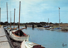 ¤¤  -  QUIMIAC - MESQUER   -  Port De Kercabelec       -  ¤¤ - Mesquer Quimiac
