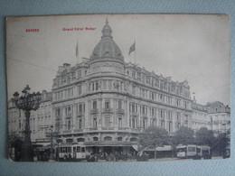 Anvers - Grand Hôtel Weber - Antwerpen