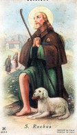SANTINI-SANTI-MARTIRI-SAN Rochus- - Religion & Esotericism