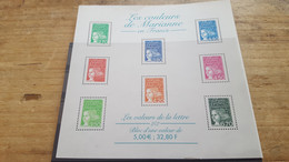 LOT552952 TIMBRE DE FRANCE NEUF** LUXE BLOC - Mint/Hinged