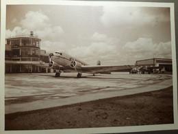 Photo Bréguet 470,compagnie Espagnole LAPE 1938,format 17/23 - Aviation