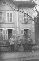 CARTE PHOTO HEPTING OFFICIER  TRESORIER DU 2em BATAILLON DU 60e RGT INFANTERIE ALLEMANDE - Guerre 1914-18