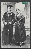 ILE D'OLERON - Costumes D'autrefois  02/08/1912 - Ile D'Oléron