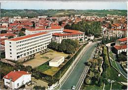 CPSM - SAINT GAUDENS - Vue Aérienne - Le Lycée De Jeunes Filles - Saint Gaudens