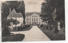 CP ( Pleurs - Le Chateau Et Le Pavillon ) - Andere Gemeenten