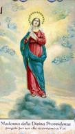 SANTINI-SANTI-MARTIRI-Madonna Della Divina Provvidenza Pregate Per Noi Che Ricorriamo A Voi- - Religion & Esotericism