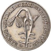 Monnaie, West African States, 50 Francs, 2002, TTB, Copper-nickel, KM:6 - Elfenbeinküste