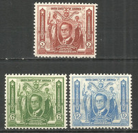 Philippines 1936 Year , Mint Stamps MNH (**) - Philippines