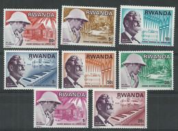 Rwanda 1976 Year ,mint Stamps MNH(**) Set - 1970-79: Mint/hinged