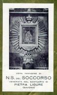 SANTINI-SANTI-MARTIRI-N.S. Del SOCCORSO Venerata Nel Santuario Di Pietra Ligure-SV- - Religion & Esotericism