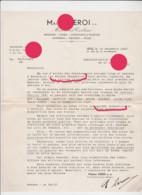 LEROI Marchand Tailleur à LIEGE 1950 / Uniforme POLICIERS Et GARDES CHAMPÊTRES POLICE MILITAIRE - Advertising