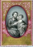 SANTINI-SANTI-MARTIRI-Saint Joseph-Protegez Nous- - Religion & Esotericism