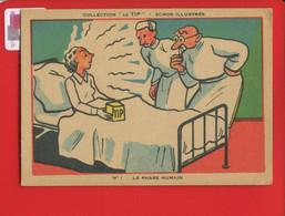 TIP Margarine Le Phare Humain Hôpital Italie Pirano Visage FEMME Rayons Lumineux Phénomène Paranormal Magie - Autres
