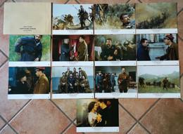 12 PHOTOS FILM CINEMA CAPITAINE CONAN Bertrand TAVERNIER Philippe TORRETON 1996 TBE 1ère GUERRE MONDIALE - Fotos