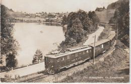 Allemagne :  Die Brünigbahn Am Lungernsee ( Train ) - Sin Clasificación