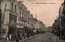 77 / FONTAINEBLEAU / RUE GRANDE / NOUVELLE TAVERNE - Fontainebleau
