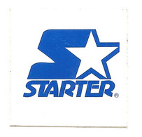 STS336 - STICKER ADESIVO STARTER - Stickers