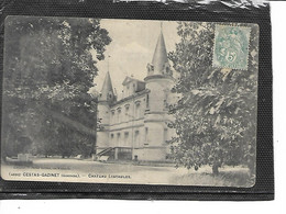 """33-CESTAS-GAZINET-Une Vue Du Chateau  """" LESTAULES """" - Other Municipalities"""