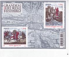 France 2012 Bloc Feuillet N° F4704 Neuf Histoire De France - Mint/Hinged