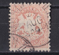 Altdeutschland Bayern 1870 - Mi.Nr. 27 Ya - Gestempelt Used - Bavaria
