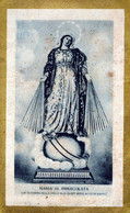 SANTINI-SANTI-MARTIRI-MARIA SS.IMMACOLATA- Che Si Venera Nella Chiesa Alle Rampe Brancaccio In Napoli- - Religion & Esotericism