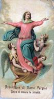 SANTINI-SANTI-MARTIRI-Assunzione Di Maria Vergine.Dopo Il Dolore La Felicità- - Religion & Esotericism
