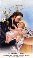 SANTINI-SANTI-MARTIRI-S.Gaetano Thiene.Fondatore Dei Chierici Regolari Teatini-7-Ago-1547-1947- - Religion & Esotericism