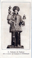 SANTINI-SANTI-MARTIRI-S.Antonio Di Padova Che Si Venera Nel Santuario Di AFRAGOLA- - Religion & Esotericism
