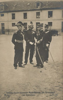 CPA - Le Général Gillain Remet Au Major Dreyfus La Croix De Chevalier De La Légion D'honneur - Politieke En Militaire Mannen