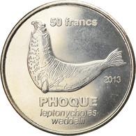 France, 50 Francs, Phoque, 2013, Iles Saint-Paul Et Nouvelle Amsterdam, SPL - Autres
