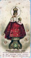 SANTINI-SANTI-MARTIRI-SANTO BAMBINO GESU'-Venerato In Arenzano (GE) Incoronato Il 7 Settembre 1924- - Religion & Esotericism
