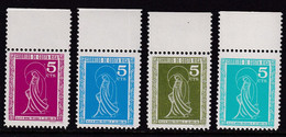 Costa Rica 1967, Christmas, Complete Set MNH - Costa Rica