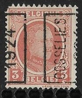 Gosselies  1924  Nr. 3317A - Roller Precancels 1920-29