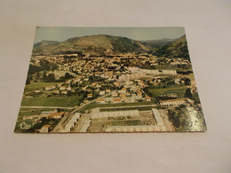 FOIX ( 09 Ariege ) VUE GENERALE AERIENNE  QUARTIER SUD  STADE RUGBY CITE HLM - Foix
