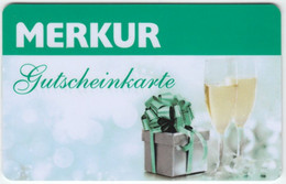 Gift Card A-056 Austria - Merkur / Supermarket - Used - Gift Cards