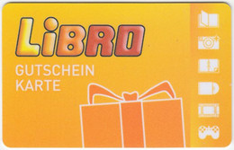 Gift Card A-229 Austria - Libro / Paper Shop - Used - Gift Cards