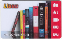 Gift Card A-230 Austria - Libro / Paper Shop - Used - Gift Cards