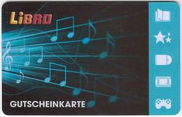 Gift Card A-231 Austria - Libro / Paper Shop - Used - Gift Cards