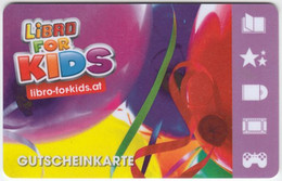 Gift Card A-232 Austria - Libro / Paper Shop - Used - Gift Cards