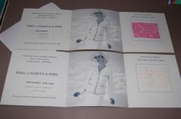 Pret  A Porter Perel Paris 2 Invitations - Advertising