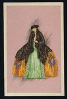 ILLUSTRATION FEMME * DEGAMI N° 1009 * - 1900-1949