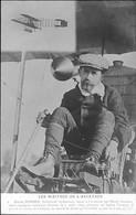 """Les Maitres De L'Aviation -- R. SOMMER , Industriel Ardennais- Recordman De Durée  2h,27' 15"""" à Chalons En 1909 - Other Municipalities"""