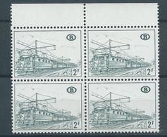 TR 379 B2** EN BLOC DE 4 - 1952-....