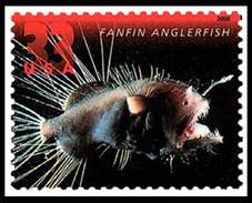 Etats-Unis / United States (Scott No.3439 - Deep Sea Creatures) (o) - Used Stamps