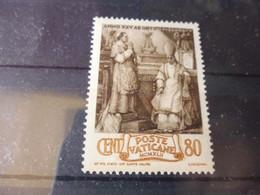 VATICAN YVERT N° 99** - Unused Stamps