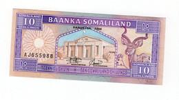 Billet 100 Shillings Somaliland - Somalia